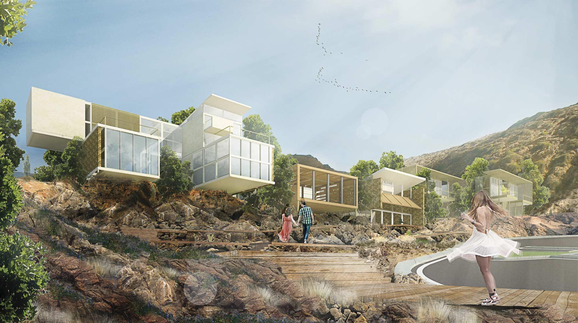 Complejo Turistico Mochima - Arquitecnica